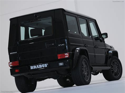2009 Brabus Mercedes Benz G Class V12 S Biturbo Exotic Car
