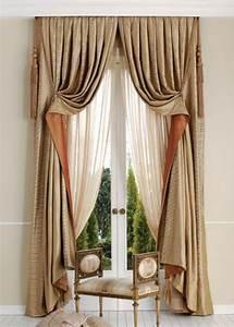 Tendance Rideaux Salon : le rideau voilage dans 41 photos ~ Premium-room.com Idées de Décoration
