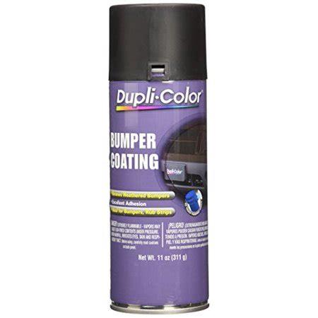 dupli color bumper coating dupli color fb105 black bumper coating 11 oz