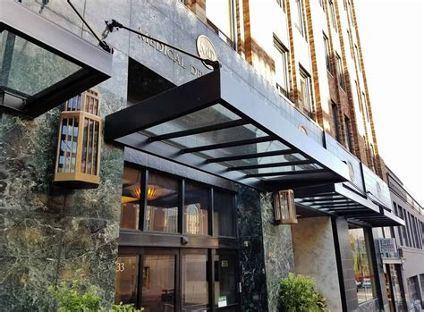 commercial metal awnings pike awning  quality awnings  canopies