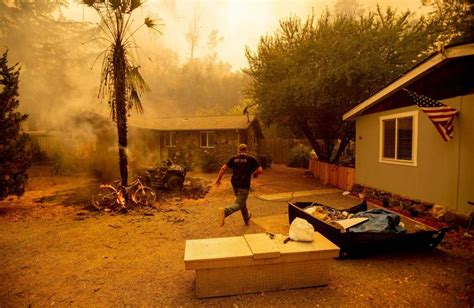 napa county wildfires trigger  evacuations hennessey