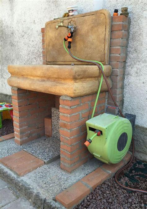 rubinetti per fontane in pietra lavello per esterno nel 2019 realizzazioni fontane a
