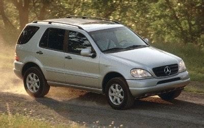 1997, 1998, 1999, 2000, 2001. Used 2000 Mercedes-Benz M-Class ML320 SUV Review & Ratings | Edmunds