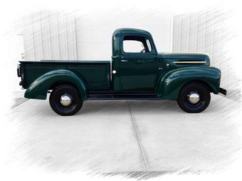 1947 Ford 12 Ton Pickup 157953