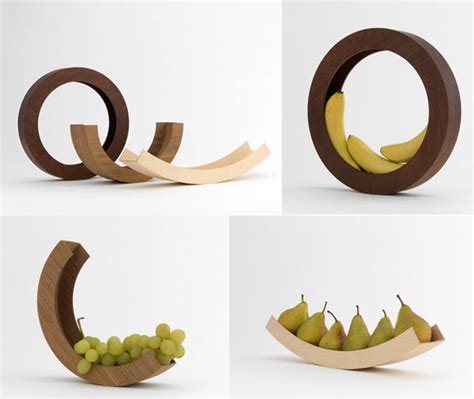 Unusual Kitchen Ideas - 15 modern and unusual fruit bowls holders design swan