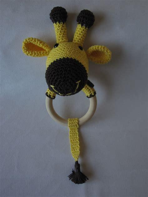giraffe kostüm selber machen rassel giraffe h 228 keln anleitung