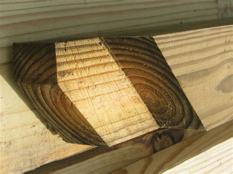 When And How To Stain Pressuretreated Lumber