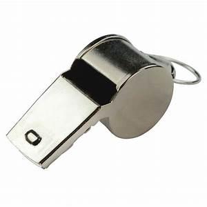 Champion Sport Medium Weight Metal Whistle-CSI501 - The