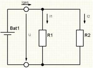 Parallelschaltung Widerstände Berechnen : dexgo faq elektrotechnik grundlagen parallelschaltung ~ Themetempest.com Abrechnung