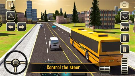 school bus  android apps  google play