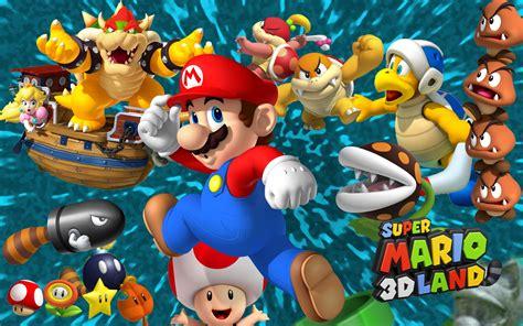 Mario Wallpaper Hd
