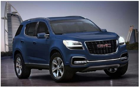 2018 Gmc Envoy Release Date And Price  2019 Car Release