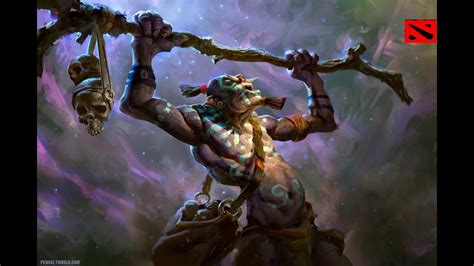 dota 2 witch doctor gameplay dota 2 witch doctor ranked match gameplay 1080p youtube