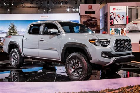 2020 Toyota Tacoma Tops What's New This Week On