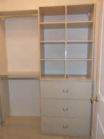 custom closet project walk in reach in closets
