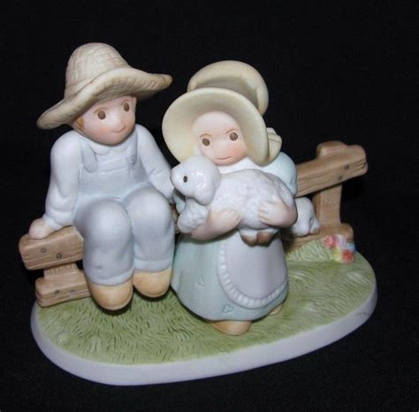 home interior figurines home interior masterpiece porcelain figurines circle of friends