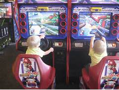 Chuck E Cheese Car Games