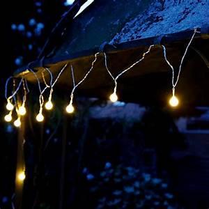 Led Lichterkette Solar : led solar lichterkette moon drops 20 teilig von g rtner p tschke ~ Eleganceandgraceweddings.com Haus und Dekorationen