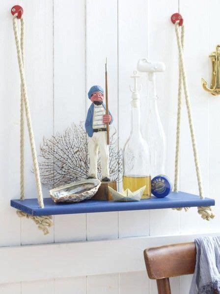 Kinderzimmer Deko Maritim by Meerflair 4 Diy Ideen Mit Maritimem Touch Regale Selbst