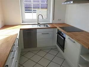 Küche L Form Ikea : wei e ikea k che inkl einbauger ten fast neu in hannover k chenzeilen anbauk chen ~ Yasmunasinghe.com Haus und Dekorationen