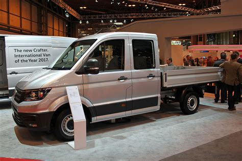Volkswagen Commercial Vehicles Usa by Vw At The Cv Show 2017 Parkers