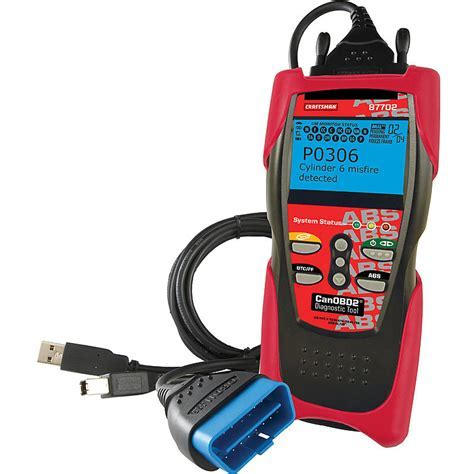 Craftsman   87702   CanOBD Diagnostic Tool   Sears Outlet