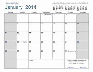 a new calendar design for 2014 download and edit in With calendar template by vertex42 com
