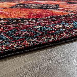 Türkische Teppiche Modern : designer teppich orientalische muster modern wohnzimmer teppich mehrfarbig bunt ebay ~ Markanthonyermac.com Haus und Dekorationen