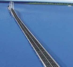 Informasi Artikel Teknik Sipil Jembatan Suramadu