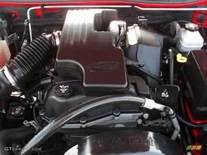 2005 Chevrolet Colorado Extended Cab 2 8l Dohc 16v 4 Cylinder Engine Photo  53779819