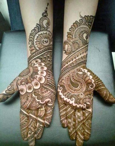 bridal henna dulhan mehndi designs 2016 2017 for topmehndidesigns