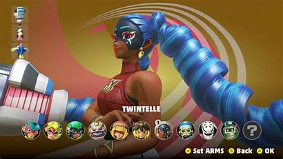 Arms Skins Character Games Change Colors