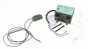 Trailer Breakaway Kit Battery Box With Charger And Led Readout