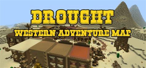 drought adventure puzzle parkour minecraft pe maps