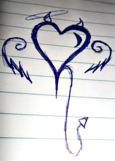 Gallery Cute Heart Drawings For Him Drawing Art Gallery