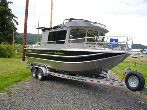 Jet Boats For Sale Washington State by 2009 Thunder Jet Tj Offshore Anacortes Washington Boats