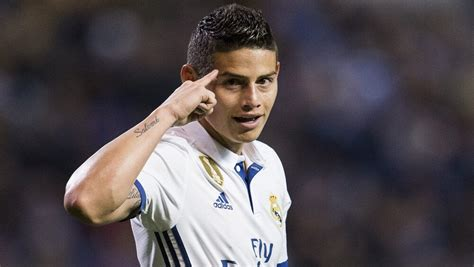 James Rodriguez Transfer News Update: Colombian ...