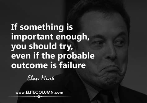 thirteen brilliant elon musk quotes  business world