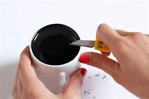 Tasse à Thé Originale : diy mug happy mood or not blog diy mode artlex ~ Teatrodelosmanantiales.com Idées de Décoration