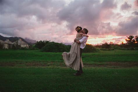 rustic kauai wedding kauai