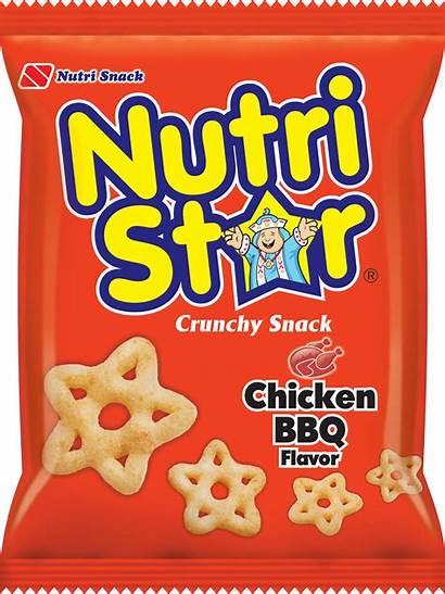 Nutristar Nutri Snack Bbq Chicken 60g Nutrition