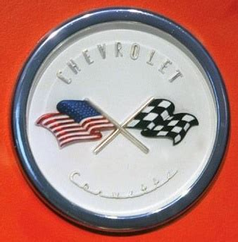 images  corvette emblems  pinterest logos