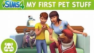 Stuff My Sims 4 The Sims 4 My First Pet Stuff Descri 199