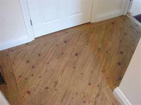 Karndean with a Keyline Border   Mawson Floors