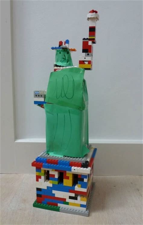 Statue of Liberty poem for kids