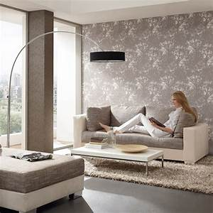 15 living room wallpaper ideas – types and styles of