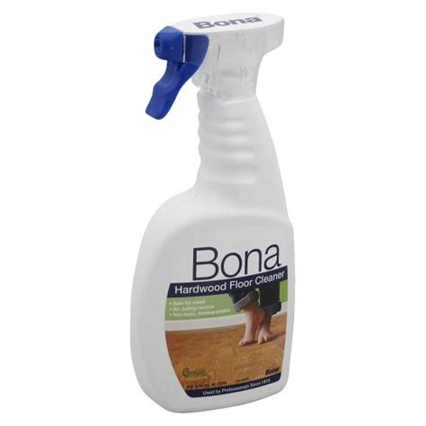 Hardwood Floor Cleaner Bona by Bona Hardwood Floor Cleaner 22 Oz Target
