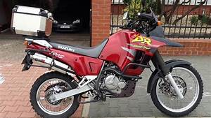 Suzuki Dr 800 Big Dominator Sound Without Db Killer  Nie