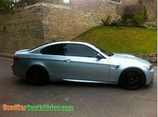 2010 BMW M3 40 V8 Coupe used car for sale in Soweto