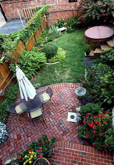 lovely backyard ideas  narrow space home design